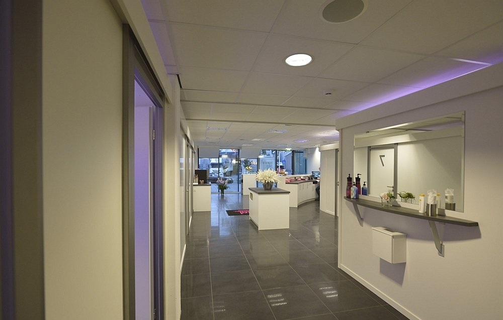 Interieur zonnestudio capelle for Interieur luxe